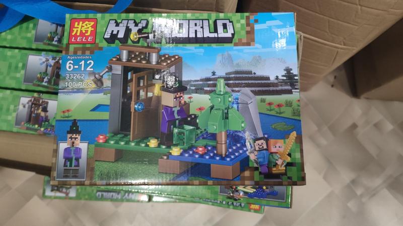 Конструктор Minecraft - Фото 4