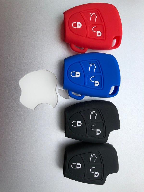 Чехол на ключ Mercedes - Фото 3