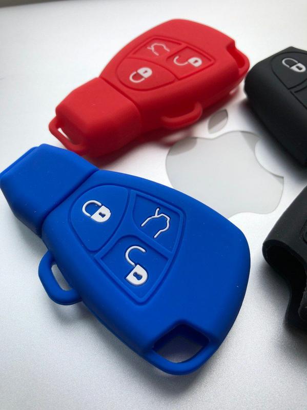 Чехол на ключ Mercedes - Фото 4