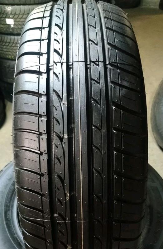 205/60 r16 Dunlop SP Sport Fast Response - Фото 2