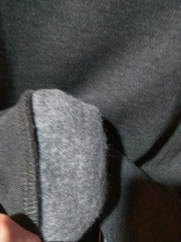 Теплое платье на флисе размер xs - Фото 2
