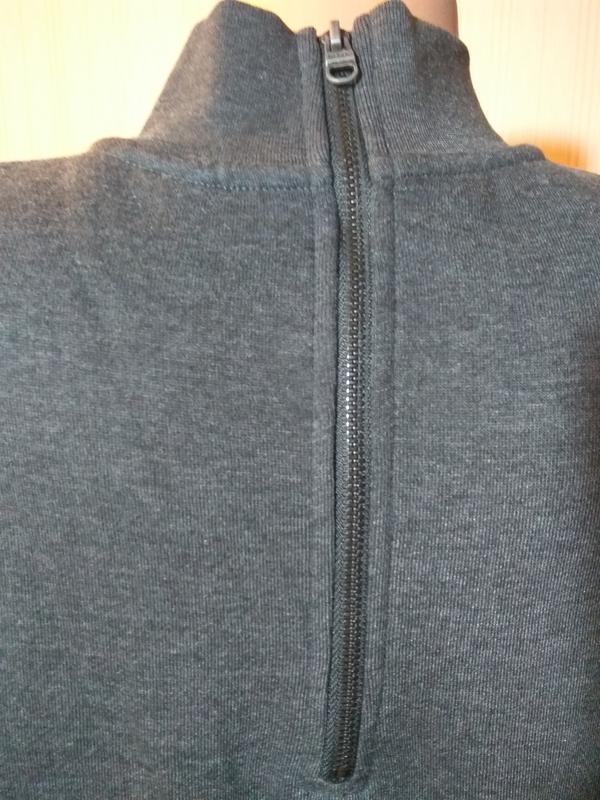 Теплое платье на флисе размер xs - Фото 4