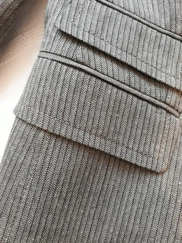 Marc aurel новый брендовый жакет#пиджак#блейзер шерсть#лен, в ... - Фото 3