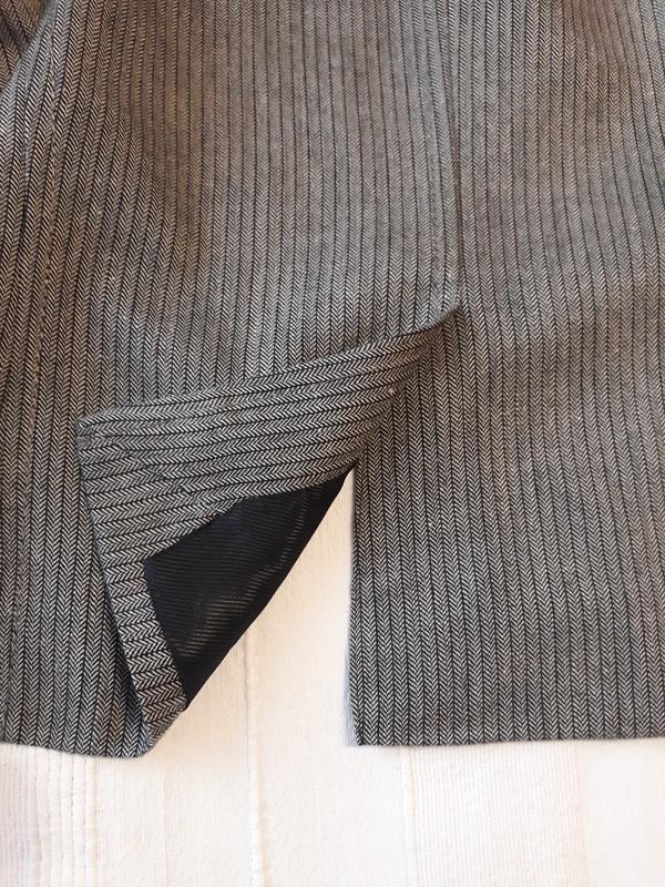 Marc aurel новый брендовый жакет#пиджак#блейзер шерсть#лен, в ... - Фото 4