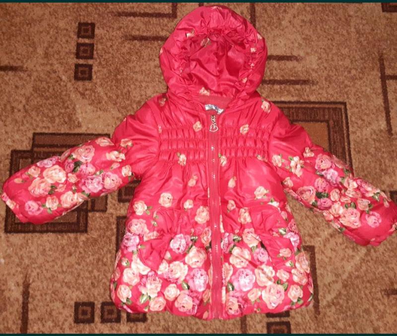 Продам курточку для девочки
