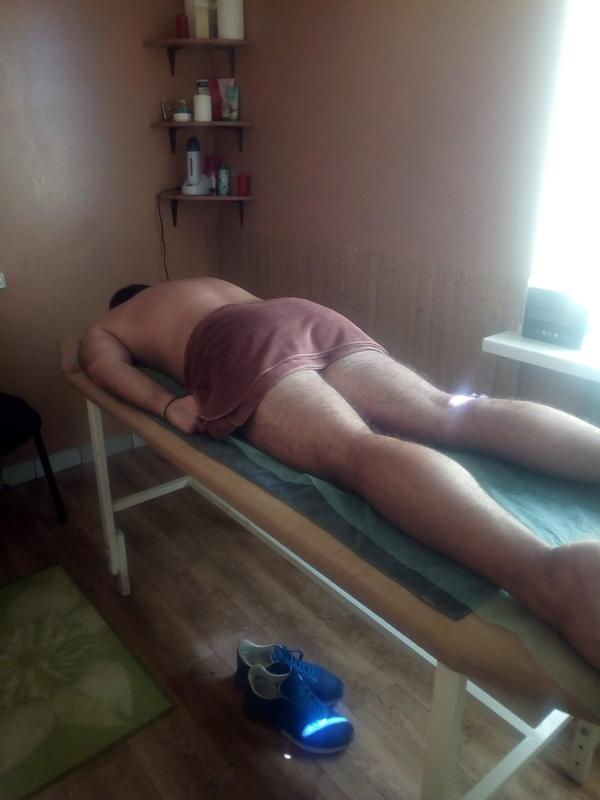 Релакс-массаж