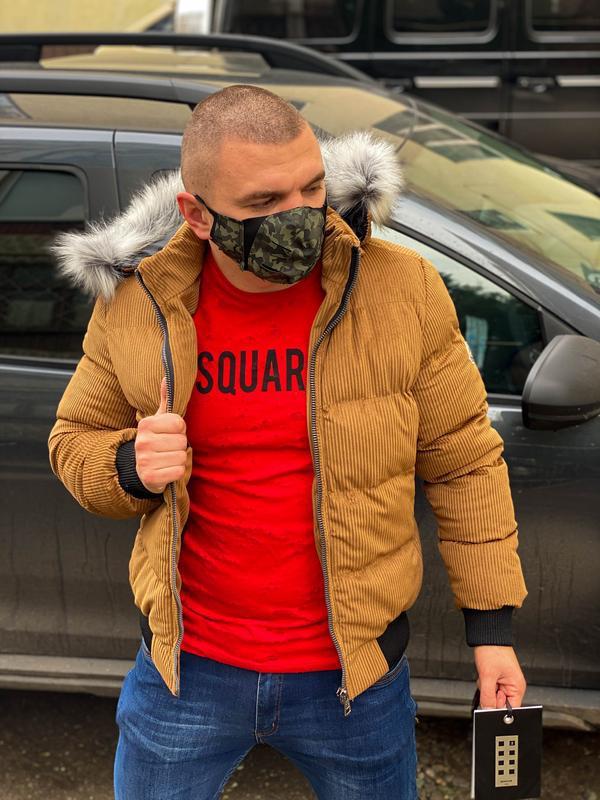 Мужская куртка. модная куртка. зимняя куртка.