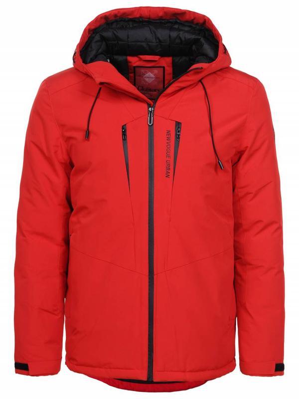 Мужская зимняя куртка glo-story mma - 1687