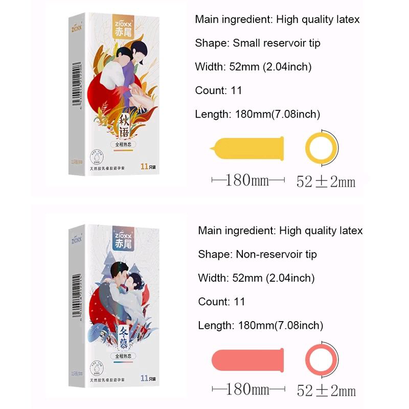 Презервативы премиум качества Zioxx, микс из 4 видов - Фото 2