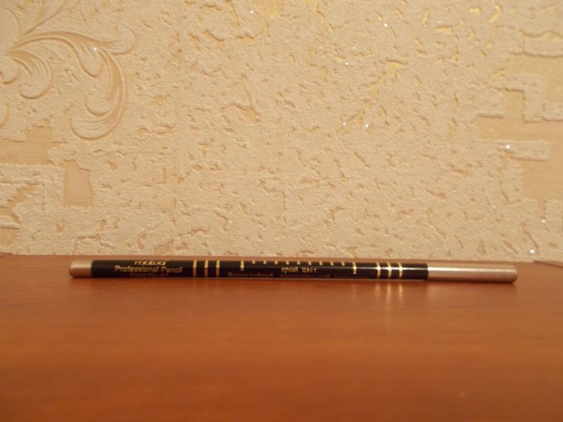 Malva cosmetics карандаш для глаз черного цвета