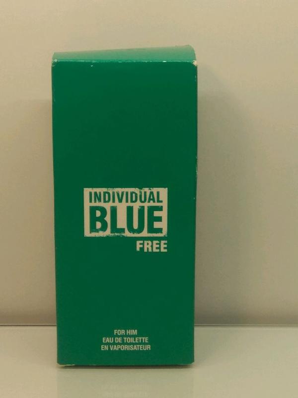 Avon individual blue free