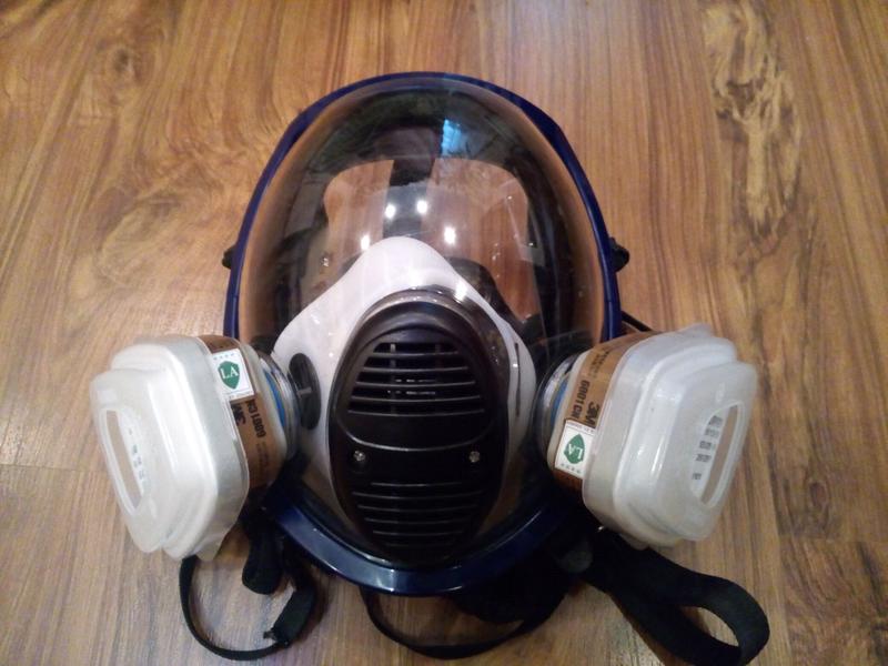 Полнолицевая маска аналог зм 6800