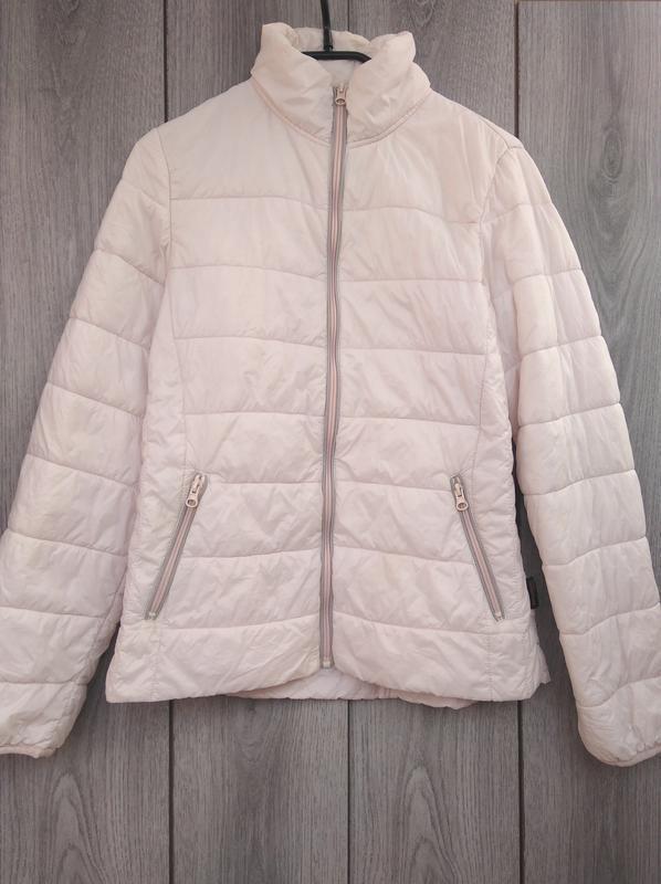 Soyaconcept куртка нежно розовая демисезонная очень нежная s 36 8
