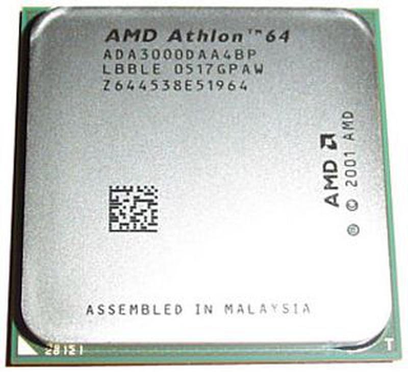 Amd athlon 64 venice 3000+ Socket939 бу процессор к стационарн...