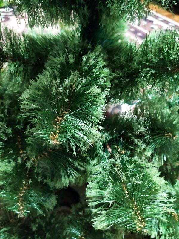 ПОДАРОК ГИРЛЯНДА Искусственная новогодняя елка (сосна) 1м - Фото 3