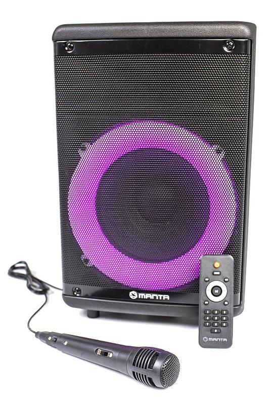 Колонка Manta SPK5030 Портативная С Микрофоном 30 Вт Новая
