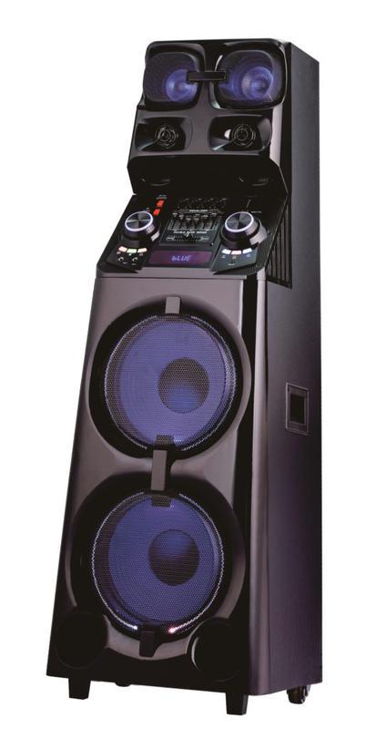 Колонка Manta SPK5037 120вт С Микрофоном
