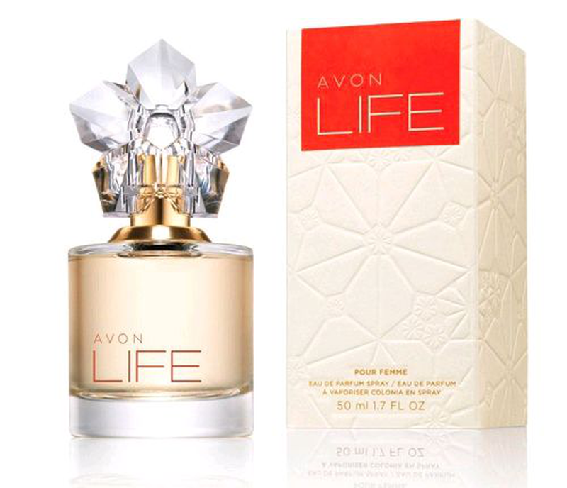 Парфум.вода Avon Life for Her by Kenzo, 50 ml