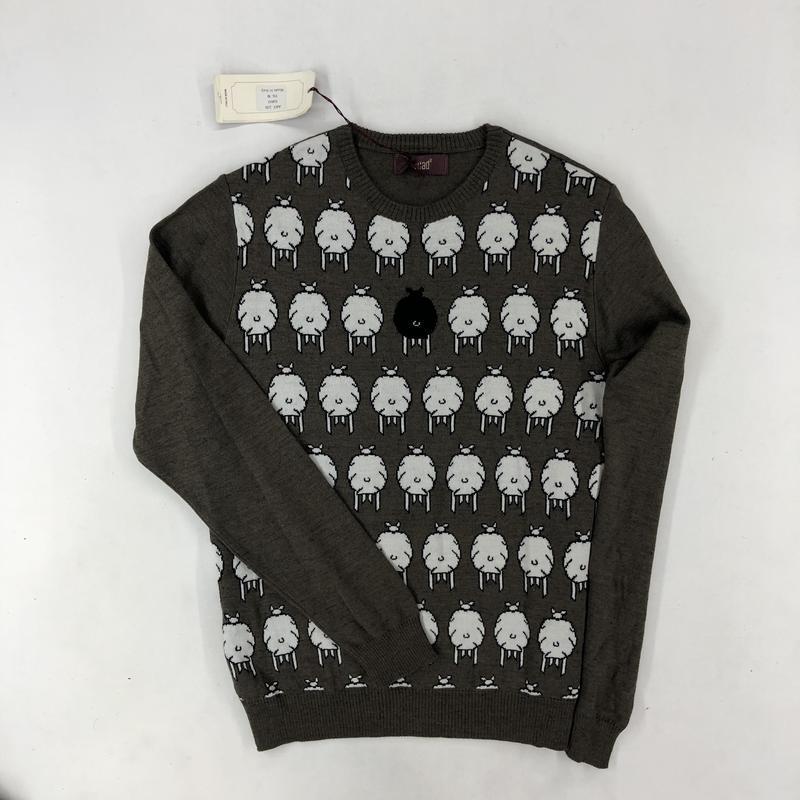 Мужской свитер, кофта squad 2 размер s-м italy