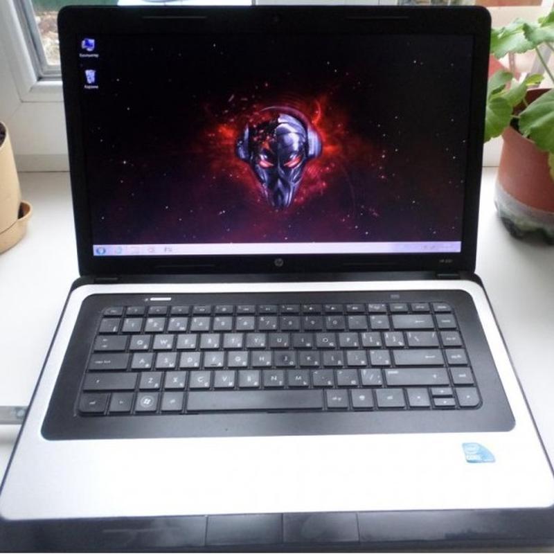 Большой, игровой ноутбук, в хорошем состоянии HP 630