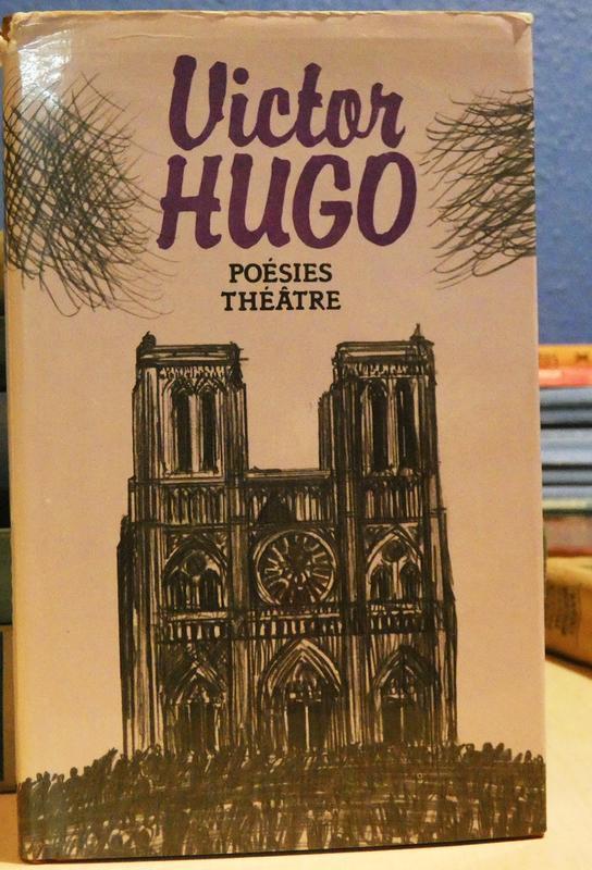 Сборник прозы и поэзии Виктора Гюго в оригинале - Фото 2