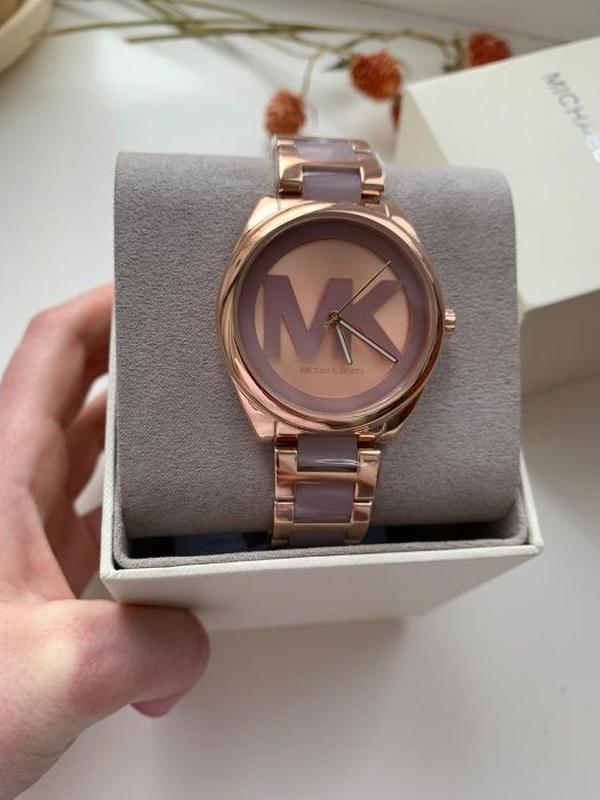 Женские часы Michael Kors MK7135 'Janelle' - Фото 2