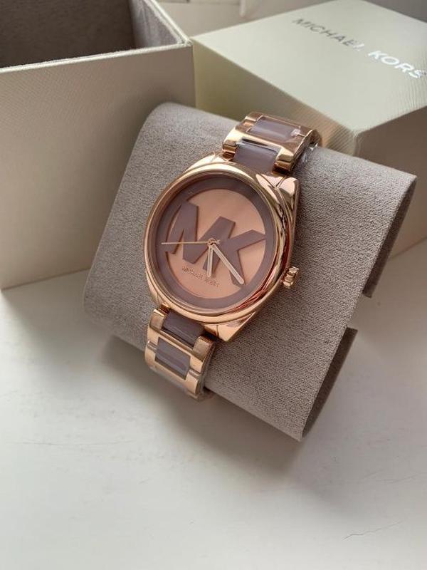 Женские часы Michael Kors MK7135 'Janelle' - Фото 3