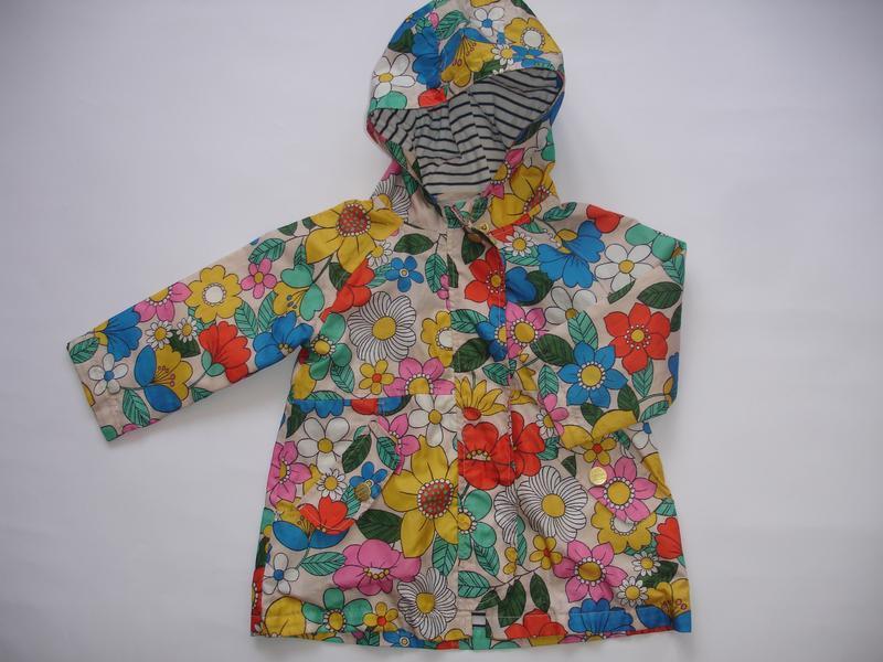 Фирменный next классный плащ куртка девочке 1,5-2,5 лет идеал - Фото 3