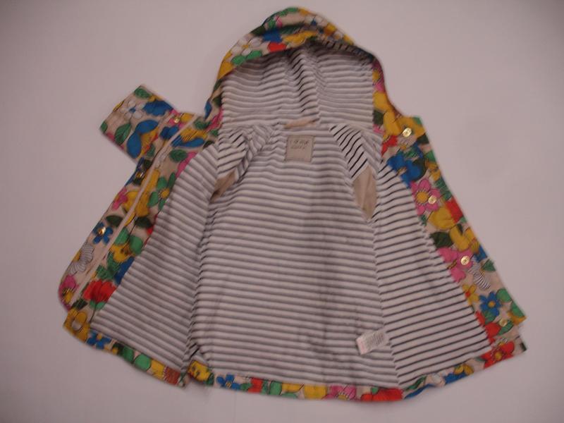 Фирменный next классный плащ куртка девочке 1,5-2,5 лет идеал - Фото 5