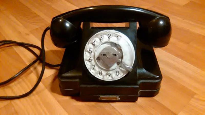 Телефон СССР 1959