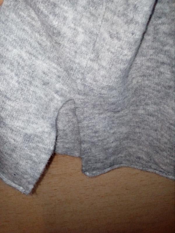 H&m пуловер джемпер из трикотажа джерси оверсайз - Фото 6