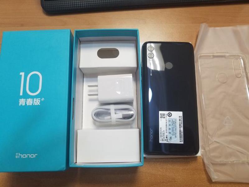 Huawei Honor 10 lite 6+128Gb LTE Black HRU-AL00 - Фото 4