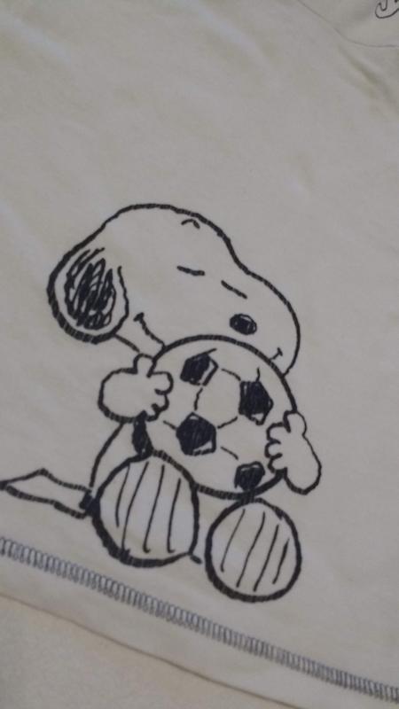 """Футболка с капюшоном """"snoopy"""", 1-2 года - Фото 4"""