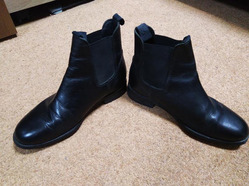 Очень качественные кожаные ботинки! - Фото 3