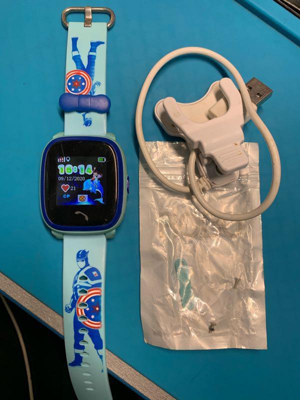 Детские смарт часы, smart baby watch с сим картой б/у