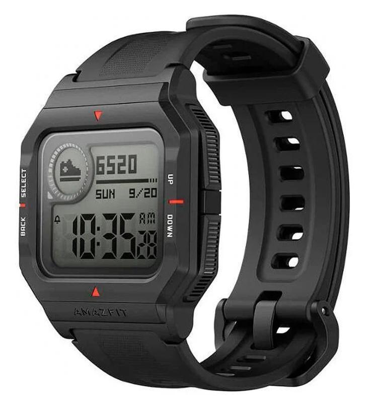 Часы Xiaomi Amazfit NEO (Black). Новые, в наличии