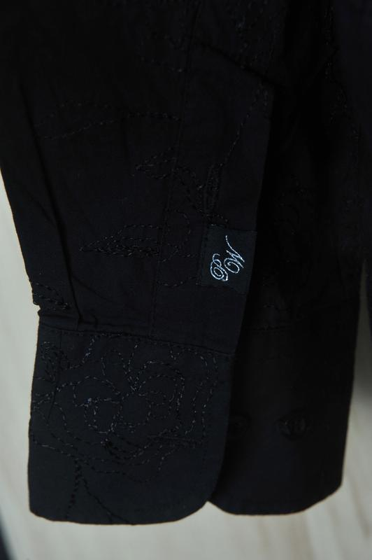 Вышитая рубашка peter werth - Фото 8