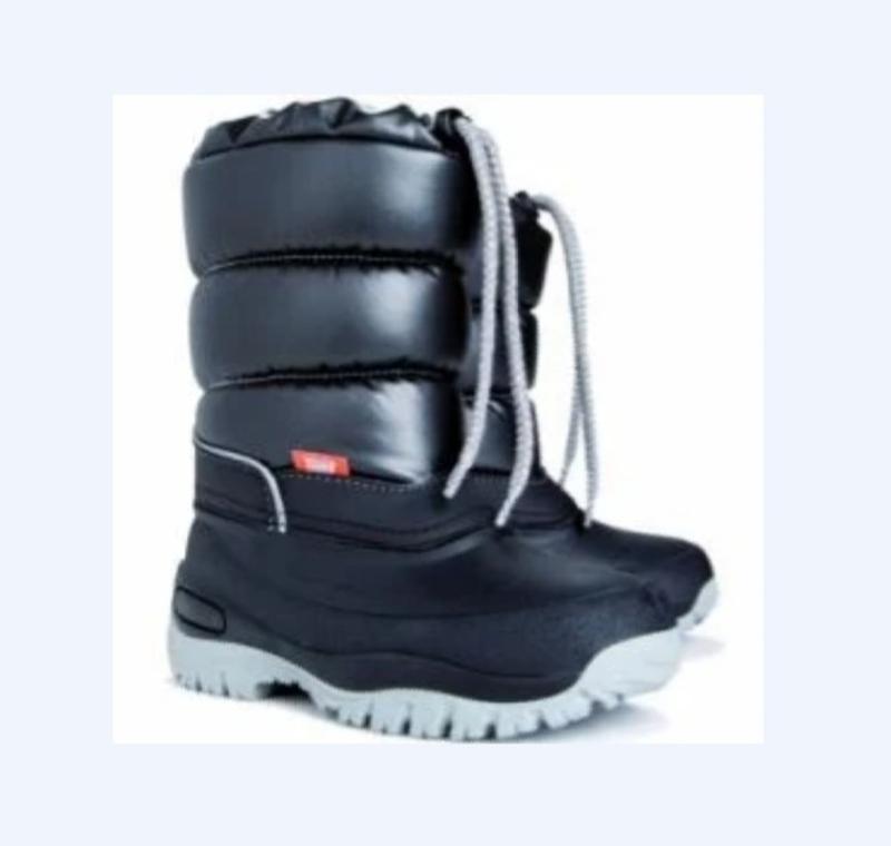 Классные зимние сноубутсы дутики ботинки полусапожки demar мож...