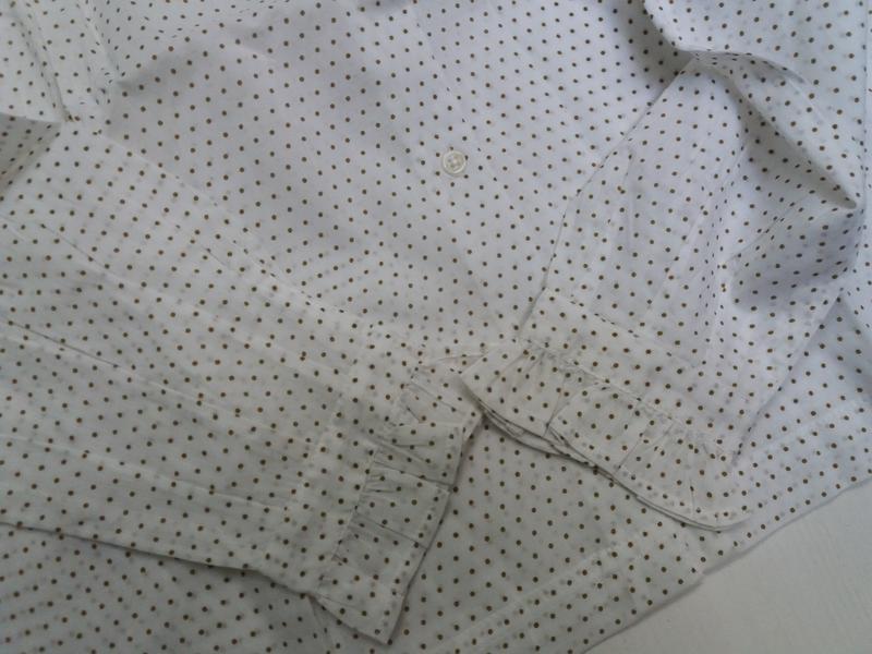 Gocco батистовая блуза. 11-12 лет. топ качество - Фото 9
