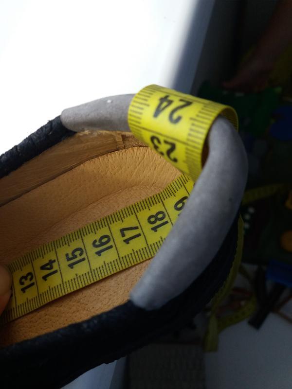 Move дания. туфли кожаные.  29 размер. - Фото 2