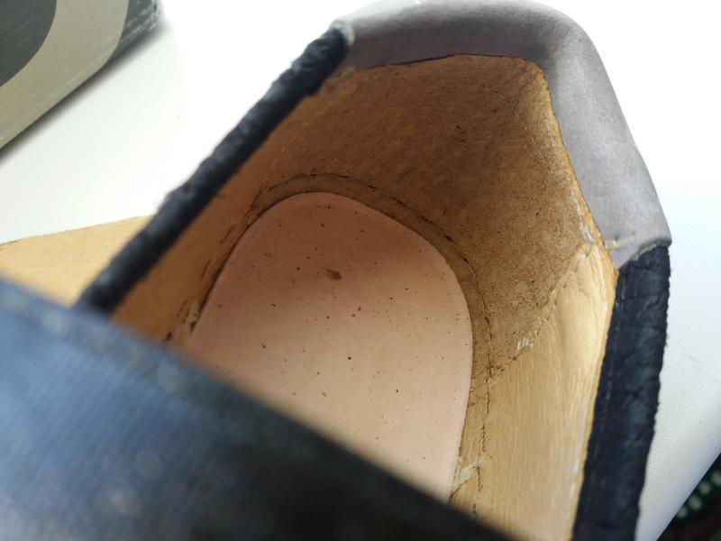 Move дания. туфли кожаные.  29 размер. - Фото 3