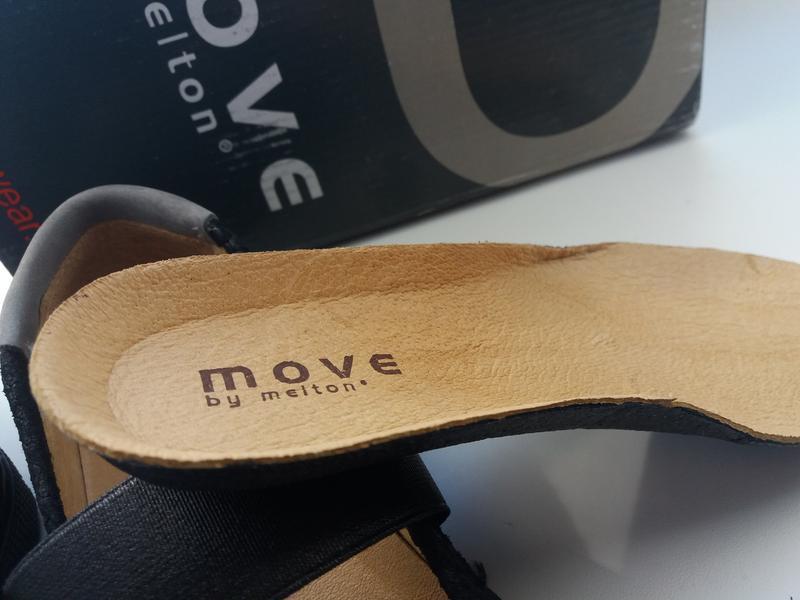 Move дания. туфли кожаные.  29 размер. - Фото 9