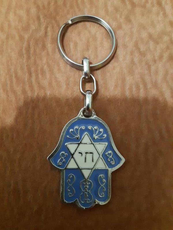 Хамса брелок для ключей
