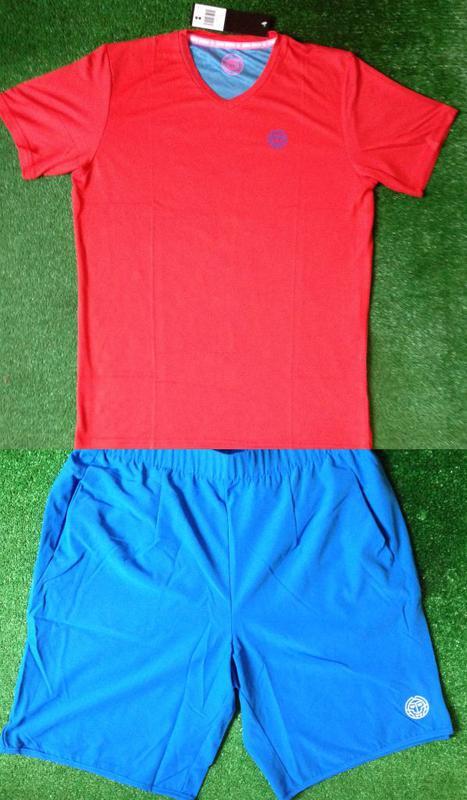 Теннисная форма BIDI BADU комплект теннис тенниска шорты футболка