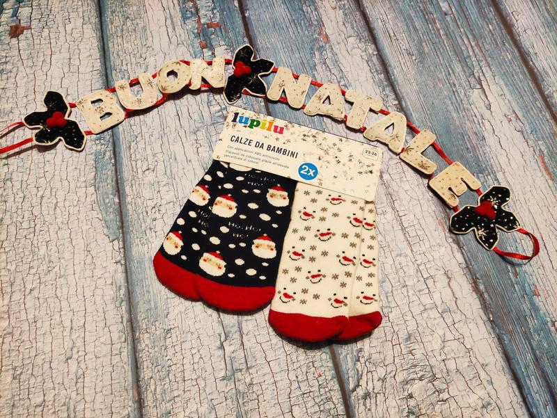 Носки шкарпетки lupilu махровые 2/4 года