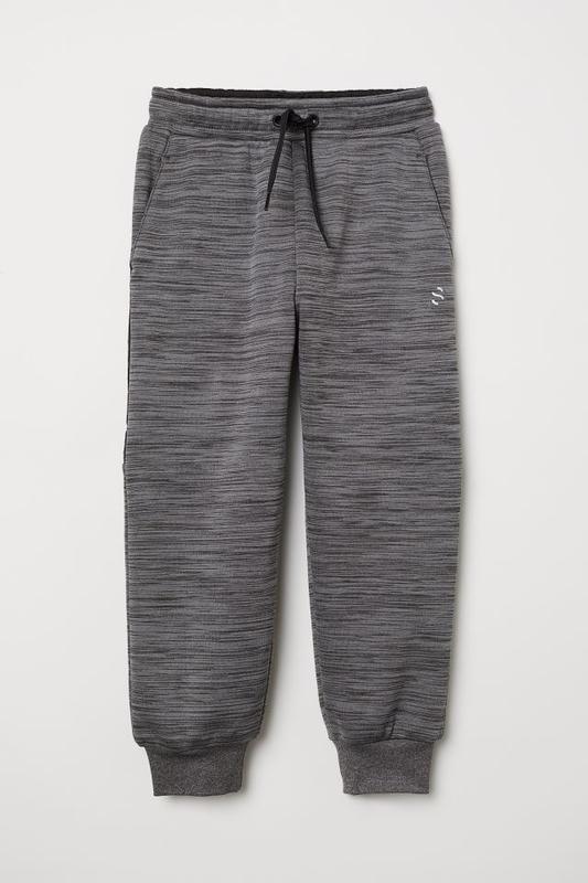Отличные утепленные спортивные штаны h&m