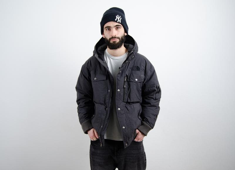The north face gotham пуховик зимняя пуховая куртка