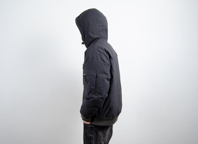 The north face gotham пуховик зимняя пуховая куртка - Фото 5