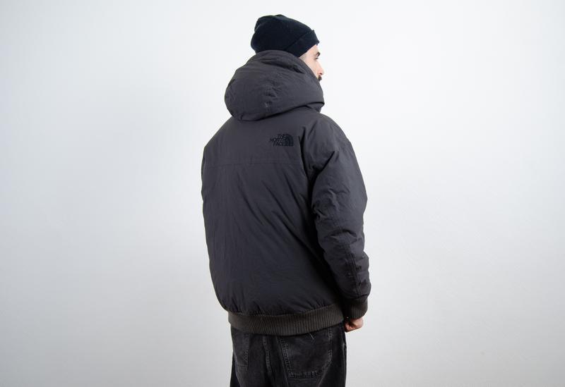 The north face gotham пуховик зимняя пуховая куртка - Фото 6
