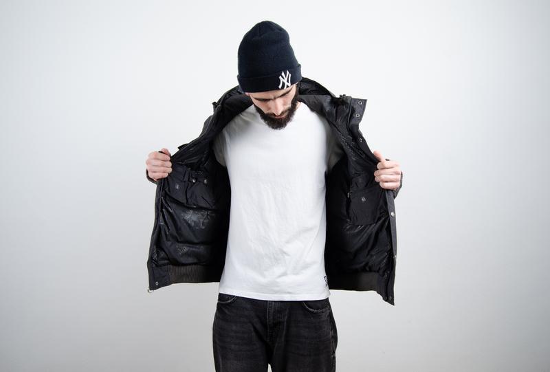The north face gotham пуховик зимняя пуховая куртка - Фото 7